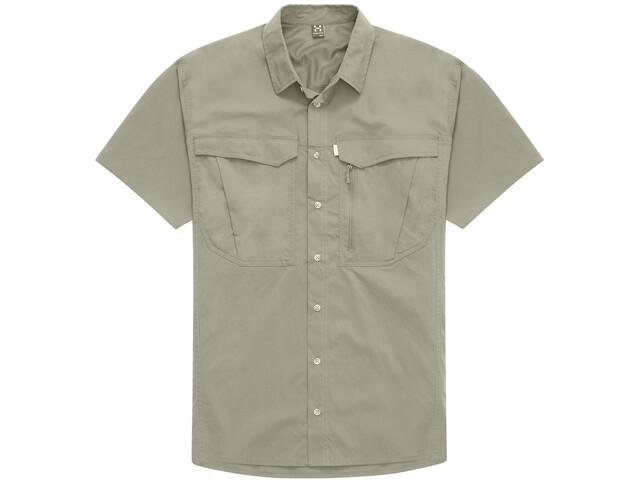 Haglöfs Salo III SS Shirt Men lichen